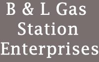 B & L Gas Station Enterprises hours