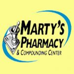 Marty's Pharmacy hours