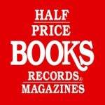 Half Price Books store hours