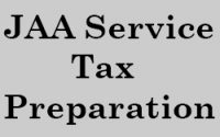 JAA Service Tax Preparation hours