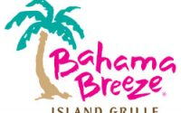 Bahama Breeze hours